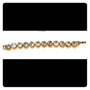 Stella & Dot Vintage Crystal Bracelet (retired)